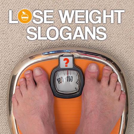 lose weight slogans
