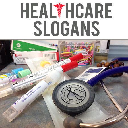 healthcare slogans