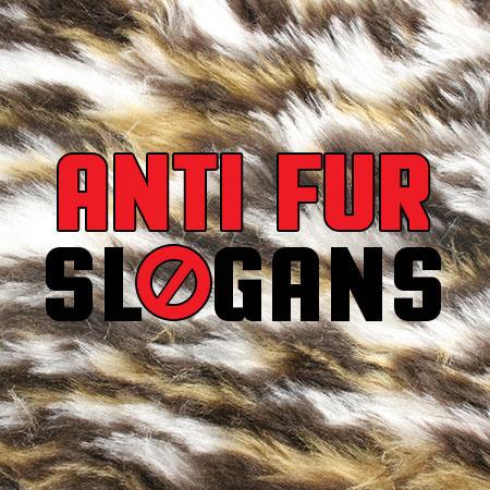 anti-fur-slogans
