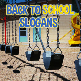 back to school-slogans