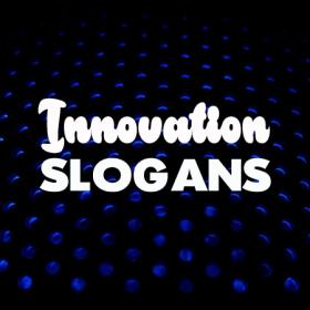 innovation slogans