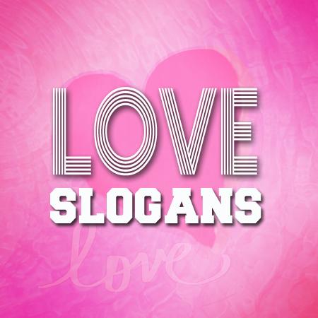 love slogans
