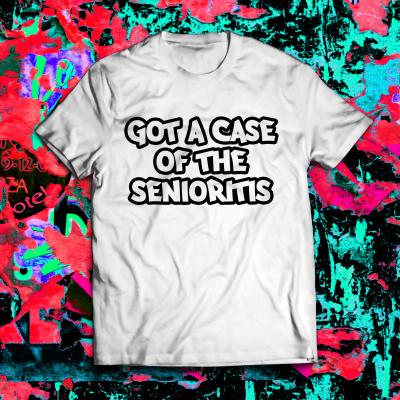 senioritis-tshirt