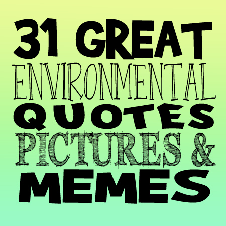 Best posters on save environment