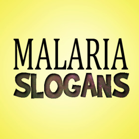 malaria-slogans