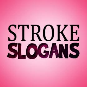 stroke-slogans