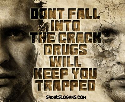 drugs-are-a-trap-poster